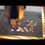 1325 rostfritt stål bärbar plasma cnc skärmaskin