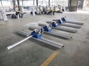 180W bärbar CNC plasmaskärmaskin för skärning av tjock metall 6 - 150 mm