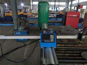 Bärbart cnc-gasmaskin för billigt pris för metallplåt
