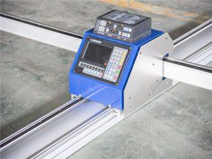 Högeffektiv CNC-plasmaskärmaskin 0-3500mm Min skärhastighet