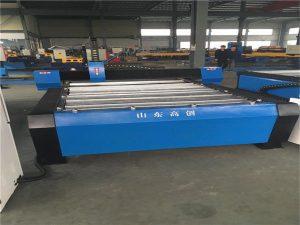Ny designad CNC-skärmaskin för metallplåt CNC Plasma-skärmaskin