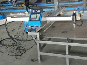 Bärbar cnc plasma skärmaskin ekonomiskt pris Metal Cutting Machine