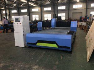 ce iso-certifiering och plasmaskärmaskin för nytt skick för metallplåt