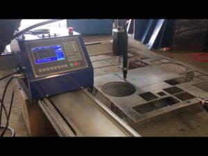 cnc bärbar luftplasmaskärmaskin, bärbar luftplasmaskärare