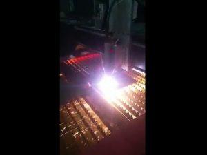 industriell cnc-plasmaskärmaskin som levererar med högkvalitativ plasmaeffekt