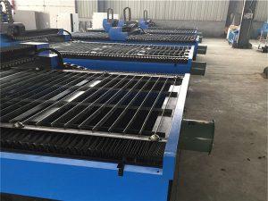 metall- och metallurgimaskiner G-kod plasma-CNC-skärmaskin