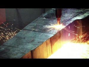 bärbart CNC-plasmaskärmaskinpris