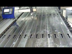 bärbar cnc plasmaskärare cnc flamskärmaskin för metall