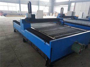 professionell fabrik direktförsäljning aluminium anodiserad aluminium G-kod cnc plasma skärmaskin